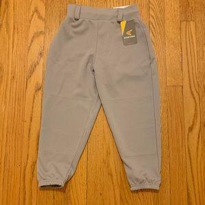 Easton Youth Baseball Pants NWT